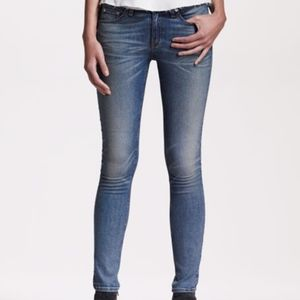 Rag & Bone Jeans Skinny Monument Jeans Light Wash